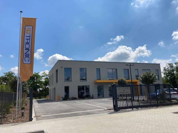 Unternemenssitz iDTRONIC GmbH in Ludwigshafen
